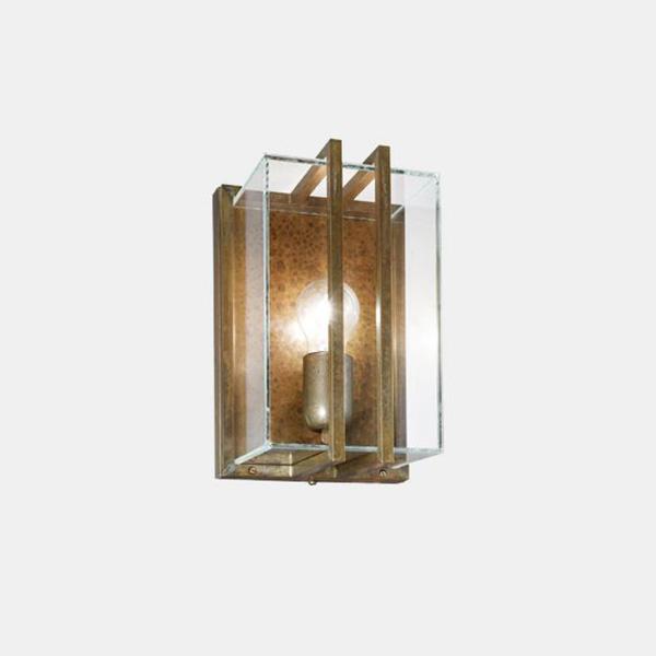 Quadro Outdoor Wall Lamp - C