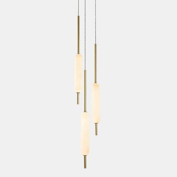 Typha Suspension Lamp - B