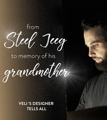 From Steel Jeeg to memories of his grandmother