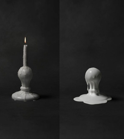 Foscarini & James Wines / Site 'The Light Bulb Series'